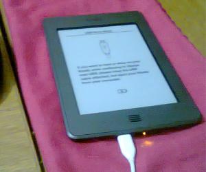 Kindle Charging